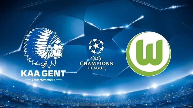 Gent vs. Wolfsburg 17.02.2016
