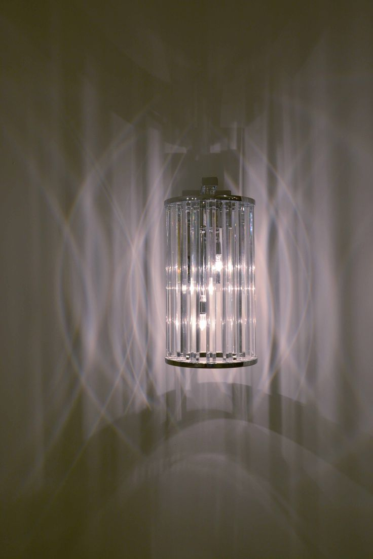 Crystal Wall Light | JHR Interiors