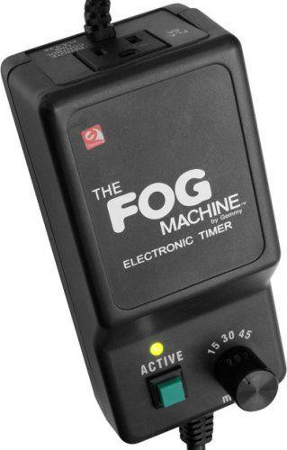 fog machine remote hack