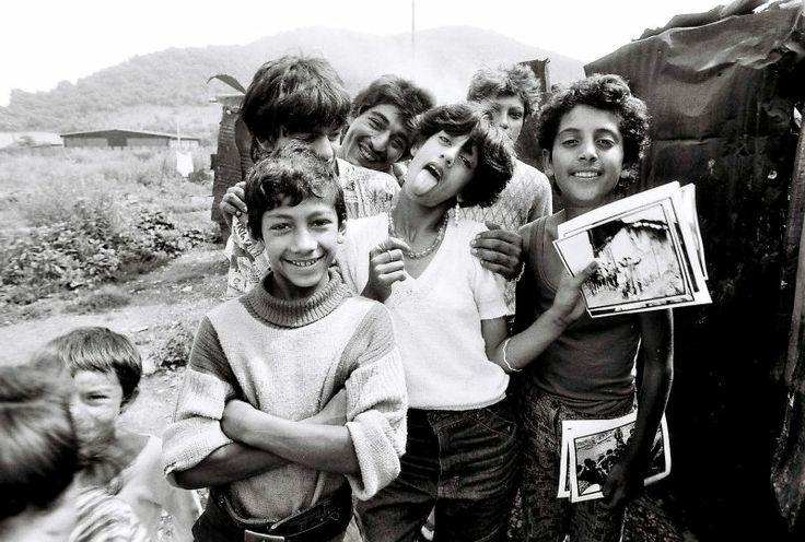 Slovak gypsies, Slovenskí Rómovia,   Foto:  Andrej  Palacko