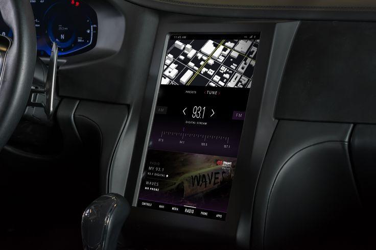 QNX_2015_concept_car_Maserati_iHeartRadio | by QNX Software Systems