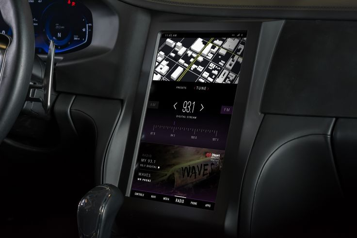 QNX_2015_concept_car_Maserati_iHeartRadio | by QNX Software Systems