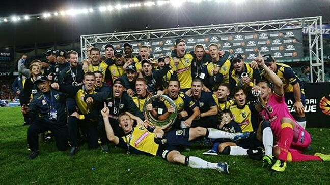 Today's aleague PIC of the day. For all the news click here buff.ly/1NsYo9W http://ift.tt/1k18SU2 Check out all the latest news here http://ift.tt/1QmWw3i