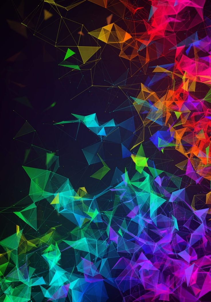 Razer Phone 2 Polygon Wallpaper 1   Abstract HD Wallpapers 3