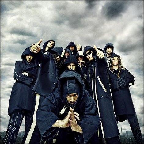 Seeed                                               *A Reggae / dancehall group from Germany*
