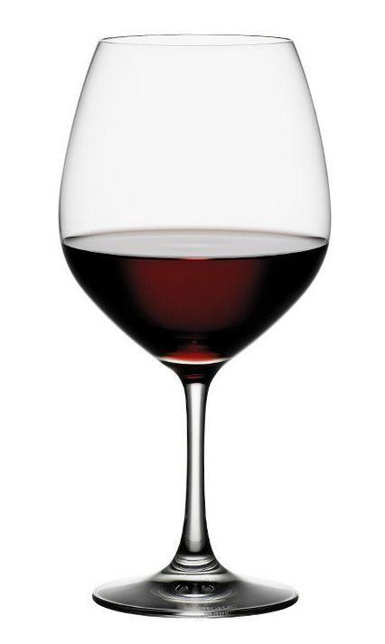 Vino Grande Red Wine Glass Spiegelau 4 Set Orig. Pack Crystal Glass Top Glass