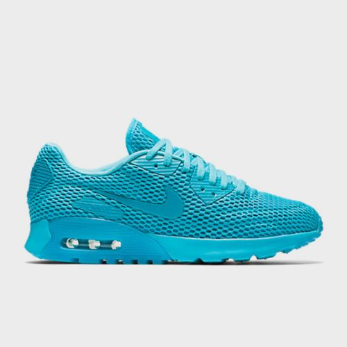 NIKE-AIR-MAX-90-ULTRA-BR-725061-401-GAMMA-BLUE-LAGOON-WOMEN-SHOES-6-5-7-7-5-us