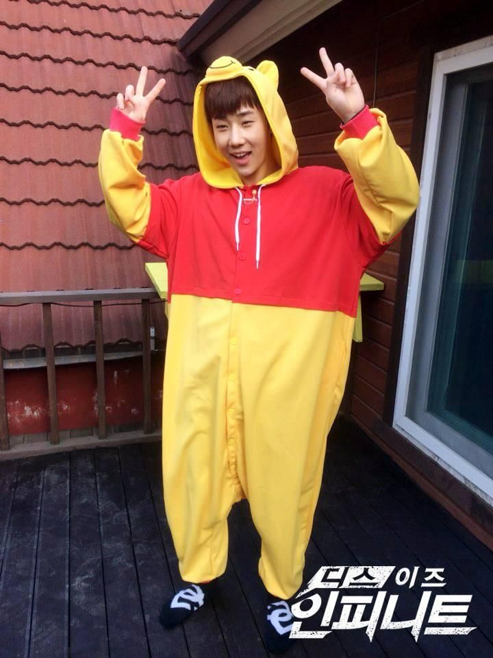 INFINITE7SOUL : [PIC] 140327 Mnet Facebook Update - This is INFINITE - Sunggyu #pooh