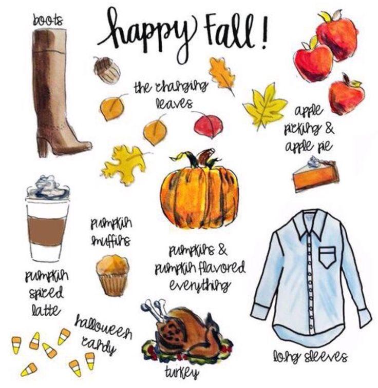 Happy Fall! Really soon!!!!