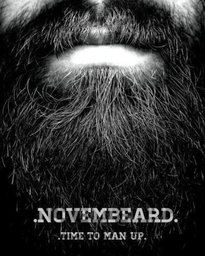 "I like this saying better than ""No Shave November"""
