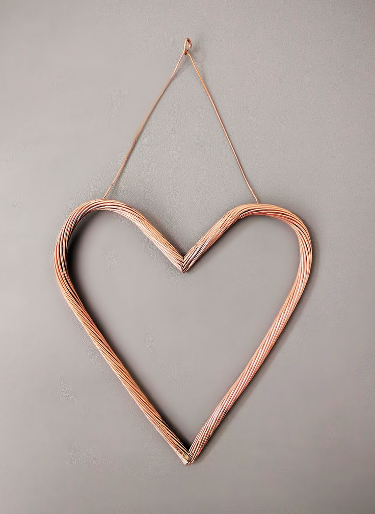 Sculptured From Pure Copper Wire
