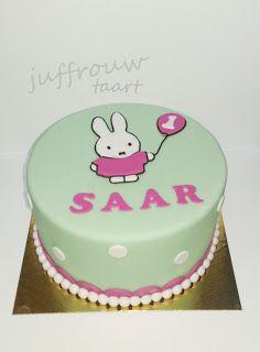 Juffrouw Taart: Nijntje taart
