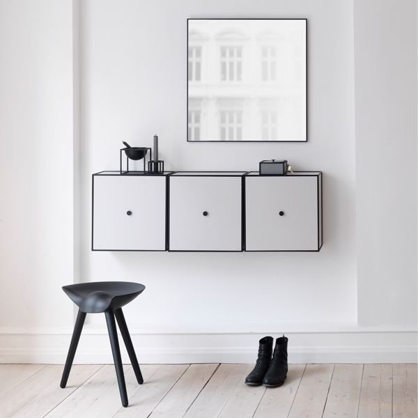 Frame boxes from By Lassen.