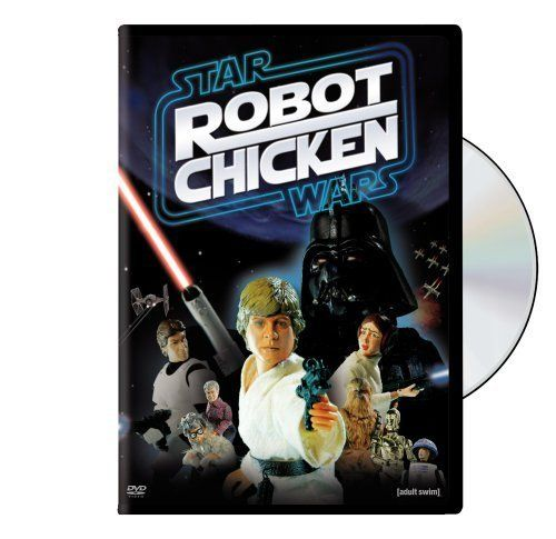 Robot Chicken Star Wars by Cartoon Network ** For more information, visit image link.
