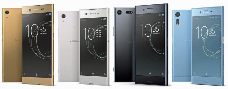 MWC 2017 : la nouvelle gamme Sony Xperia se montre avant l'heure (Génération-NT)