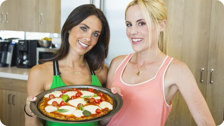 Today we are learning how to make Cauliflower Crust Pizza—A fun and healthy alternative to regular pizza that is SUPER DELICIOUS! Want more of these kinds of...