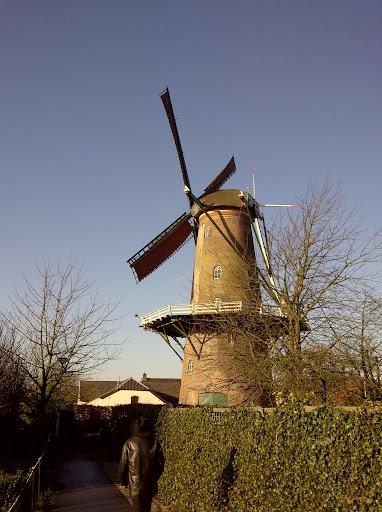 Molen Op Hoop van Beter in Ingen. Weerterland was recent bij deze molen op bezoek.