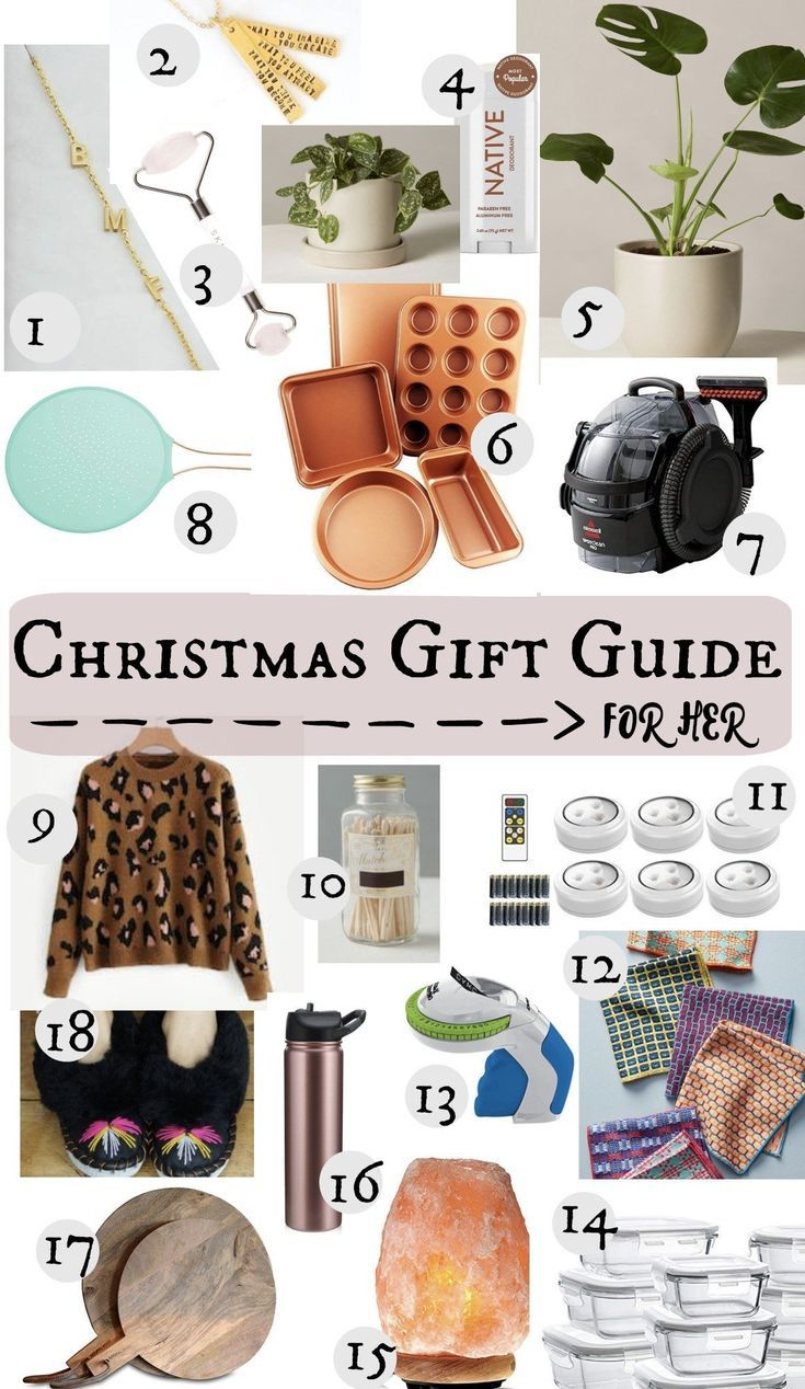 Christmas Gift Guide For Her Nesting With Grace In 2020 Favorite Things Gift Anniversary Gifts For Him Gifts For Your Sister