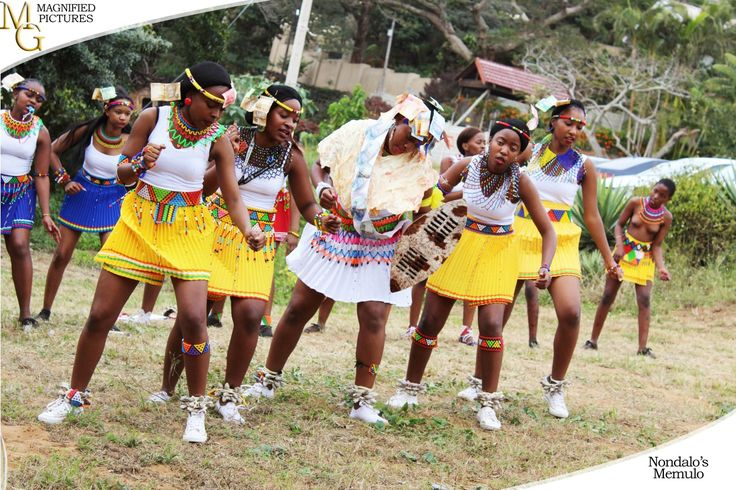 #Memulo is a coming out of age celebration practised in the #ZuluCulture. It is indeed very beautiful