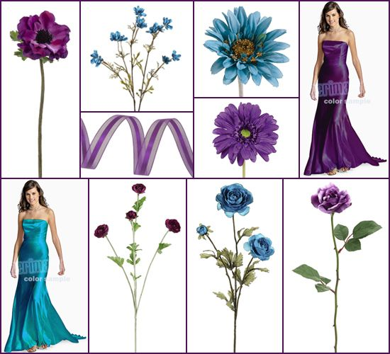 25 Best Ideas About Turquoise Color Schemes On Pinterest: Best 25+ Purple Turquoise Weddings Ideas On Pinterest