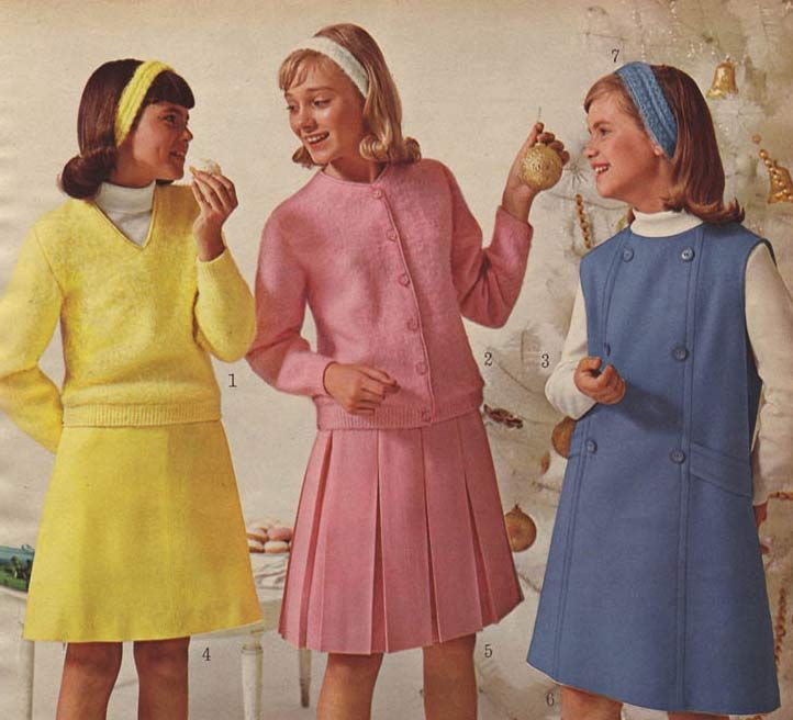 Fashion In The 1960s: Clothing Styles, Trends, Pictures