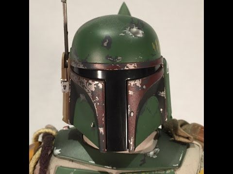 Electrified Porcupine - Toys, Collectibles, Action Figures, Music, WWE, and More!: Star Wars: Boba Fett (The Empire Strikes Back) Six...