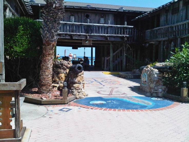 Driftwood Hotel, Vero Beach, FL