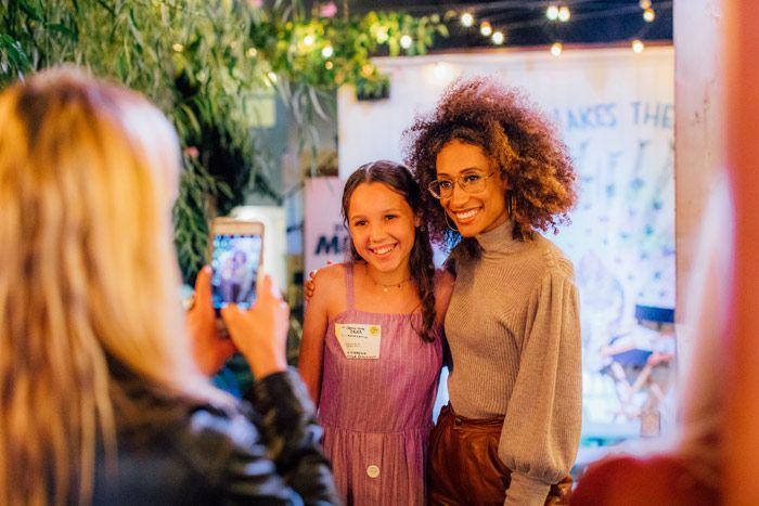 'Teen Vogue' Los Angeles Meet-Up: At all five meet-ups, guestswill be able to attend two-minute mentoring sessions with the evening's speakers, including Teen Vogue editor in chief Elaine Welteroth.
