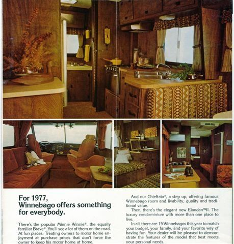 1975 Winnebago Google Search Camping Rv Camping