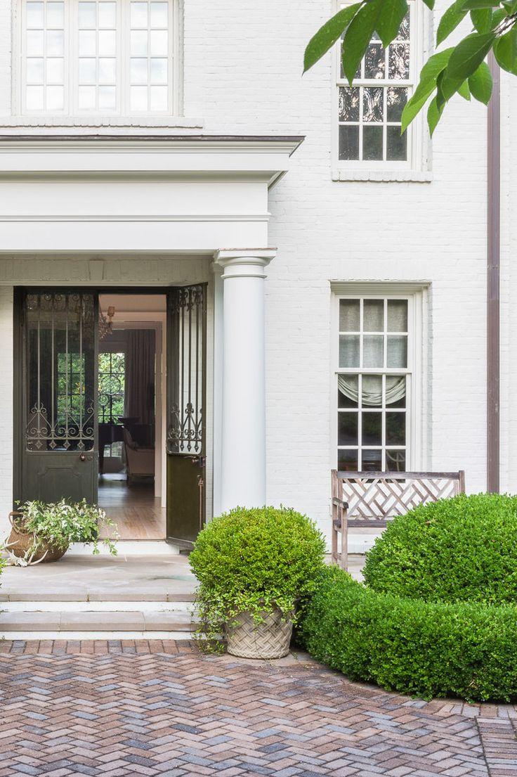 Black Double Front Doors 95 best doors images on pinterest | doors, front doors and entryway