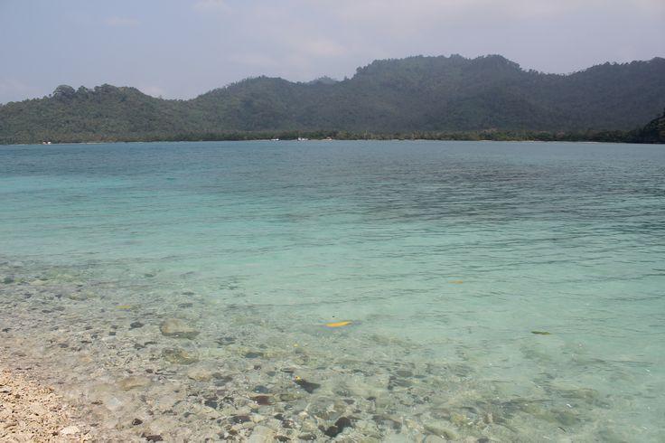 Sebuku Island - Lampung, Indonesia
