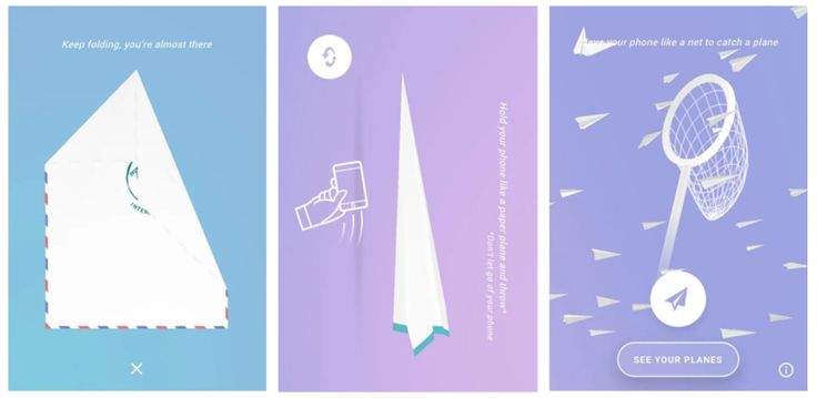 Paper Planes app from Google I/O launches on Play Store