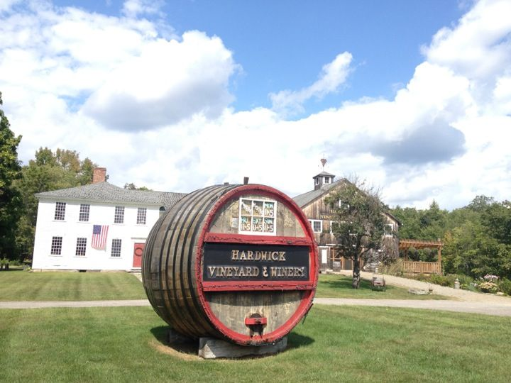 Hardwick Vineyards And Winery in Hardwick, MA