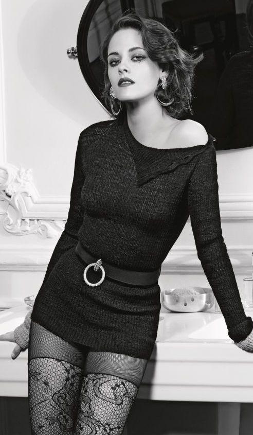 Kristen Stewart – Chanel Métiers d'Art Paris 2016