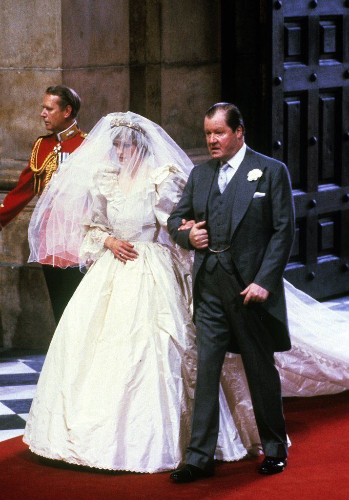 Princess Diana's David & Elizabeth Emanuel Gown