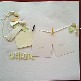 Toni Herron..... Scrap Crazy: Baby to 1st Birthday - Scrapbook Album