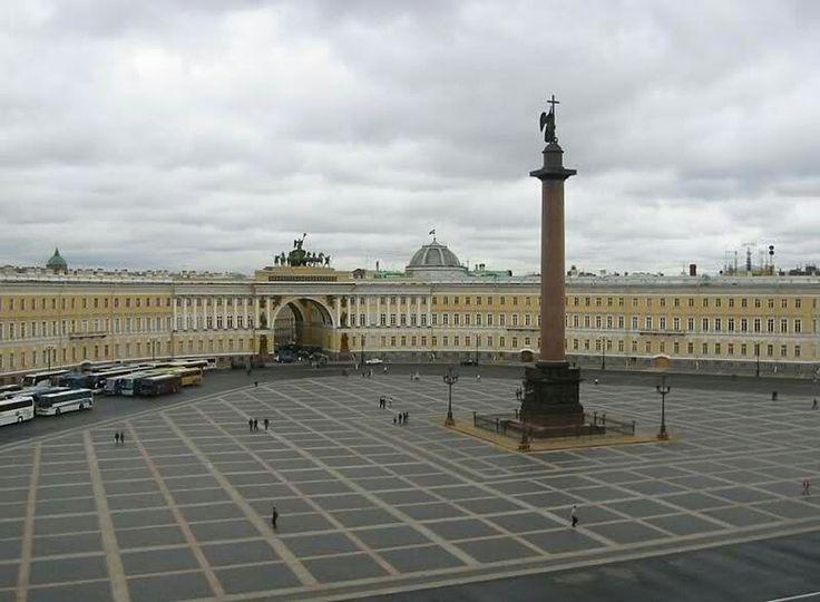 Piazza del palazzo, San Pietroburgo