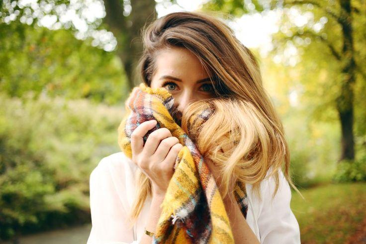 Zoella | Autumn Style | 70's & Scarves