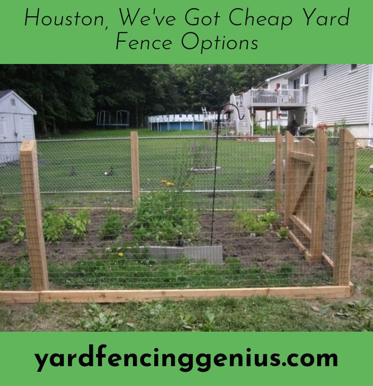 Cheap Fence Ideas To Embellish Your Garden And Your Home With