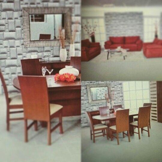 35 best images about amuebla tu casa con muebles dico on for Comedores a buen precio