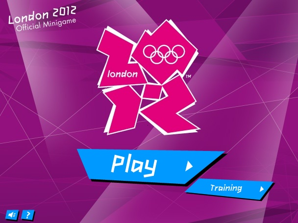 London 2012 Official Minigame!