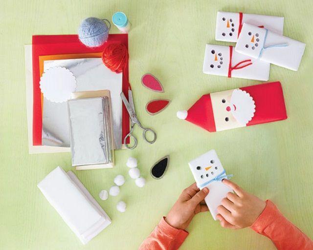 Lavoretti di Natale da stampare gratis, tante idee da realizzare con i bambini [FOTO] - Donnaclick