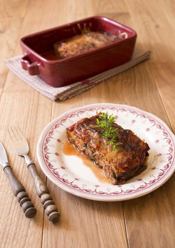 Photo de la recette: Aubergines a la parmigiana (ou à la parmesane)