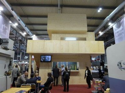 Cross Laminated Timber is Ready for Prime Time