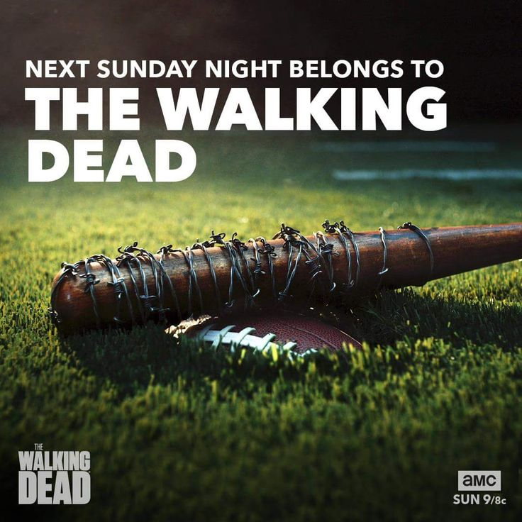The Walking Dead Super Bowl 51 commercial
