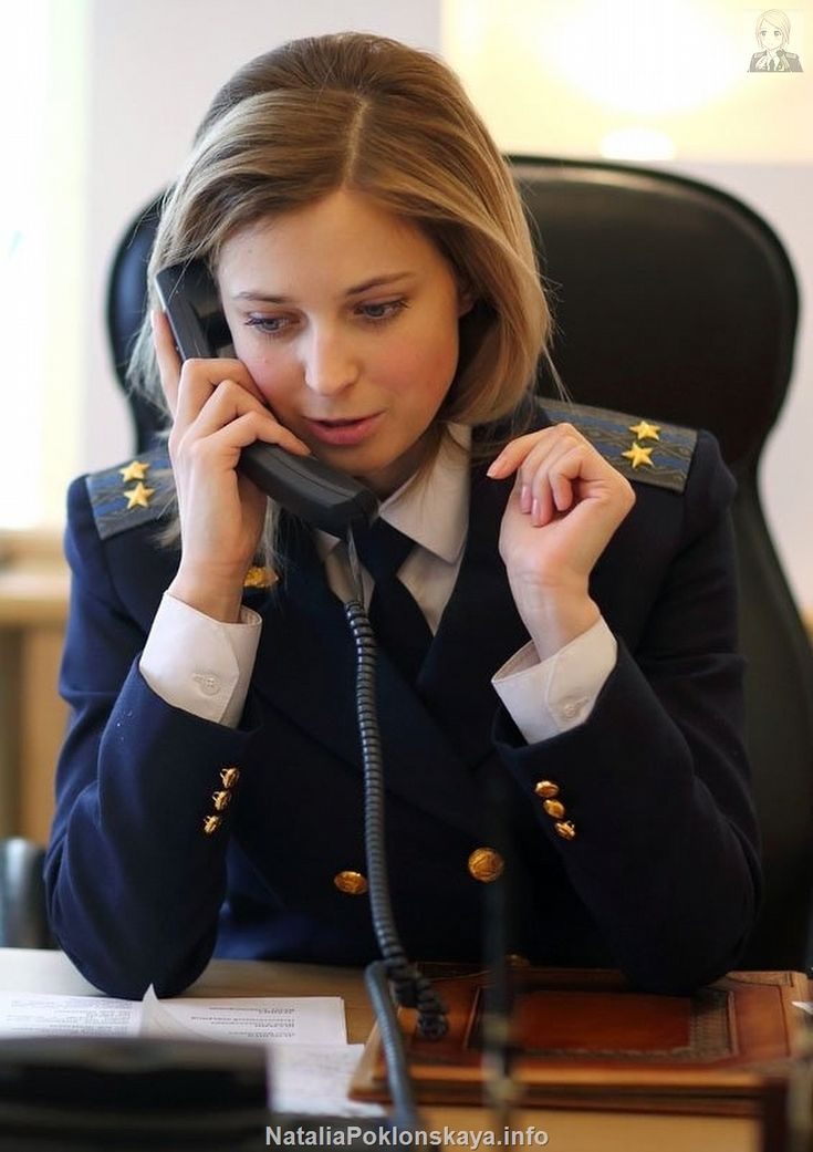 Natalia Poklonskaya for Intervision! 16 PHOTOS ... Vladimir Putin proposed to Natalia ... http://poklonskaya.info/Details.aspx?id=64&who=1&ctgry=1