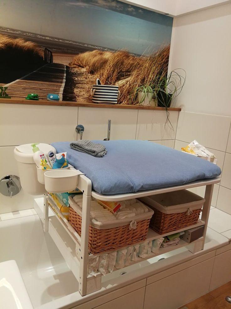 Wickeltisch Für Badezimmer