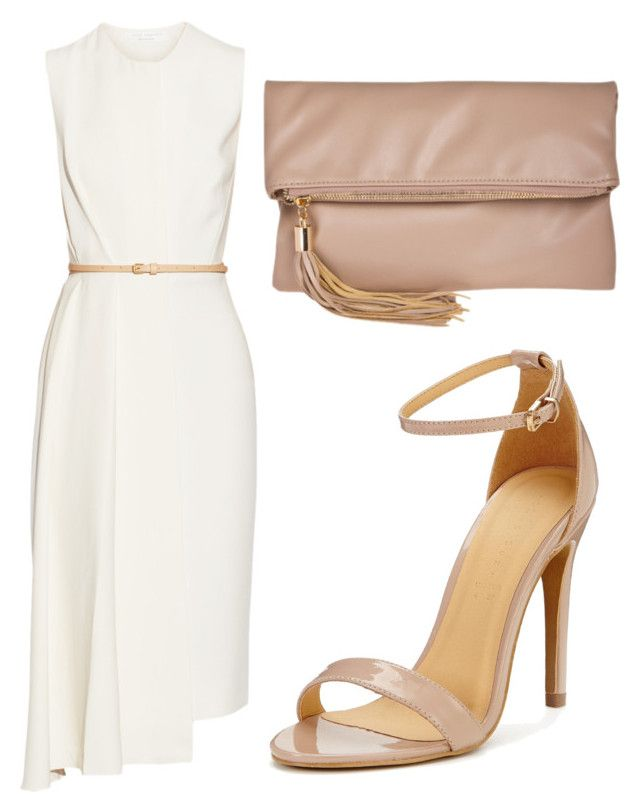 summer/spring by tayken3 on Polyvore featuring polyvore fashion style Victoria Beckham Billini clothing