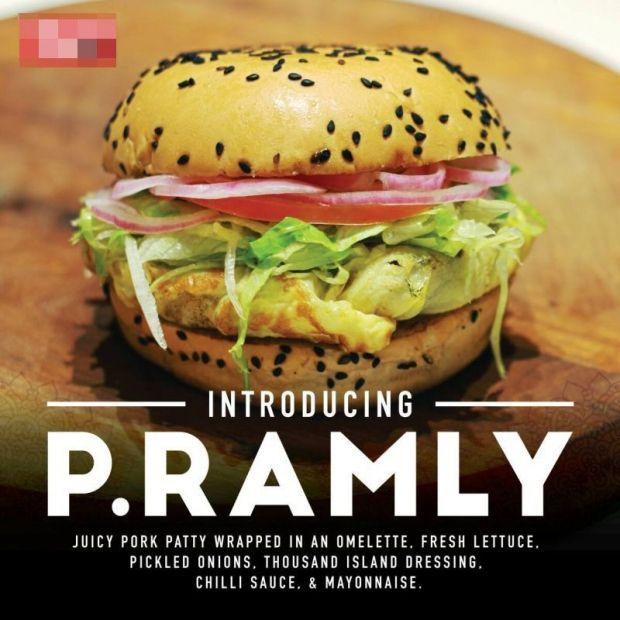 Setelah dipersoal pengguna Islam nama burger babi P.Ramly akan ditukar   Setelah dipersoal pengguna Islam nama burger babi P.Ramly akan ditukar kata pengusaha restoran tersebut.  Menu baru itu dikeluarkan sempena sambutan Hari Merdeka sebagai penghormatan kepada jenama terkenal Ramly Burger jelas pemilik syarikat Ninja Joe.  Setelah dipersoal pengguna Islam nama burger babi P.Ramly akan ditukar  Ramly Burger sudah lama bertapak di Malaysia ia sudah menjadi ikon. Ia penghargaan buat mereka…