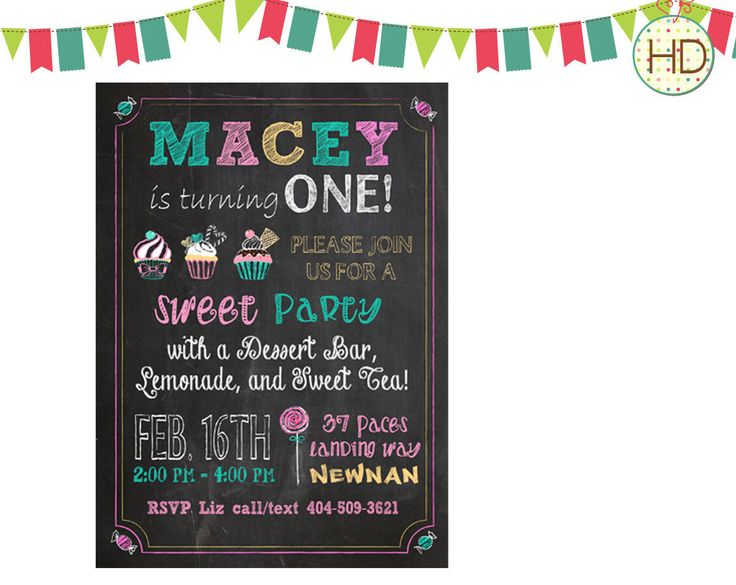 141 best kids birthday invitations images on pinterest kid birthday invitation chalkboard birthday by hdinvitations filmwisefo